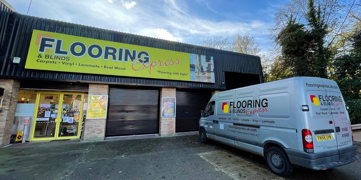 Flooring Express Showroom